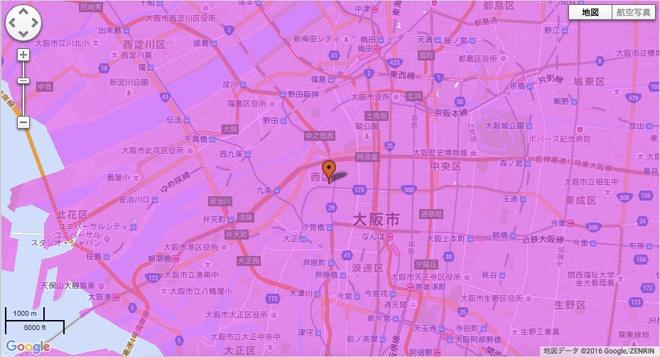 大阪市西区