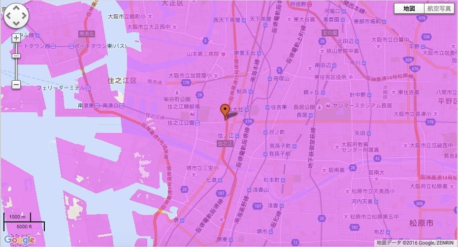 大阪市住之江区
