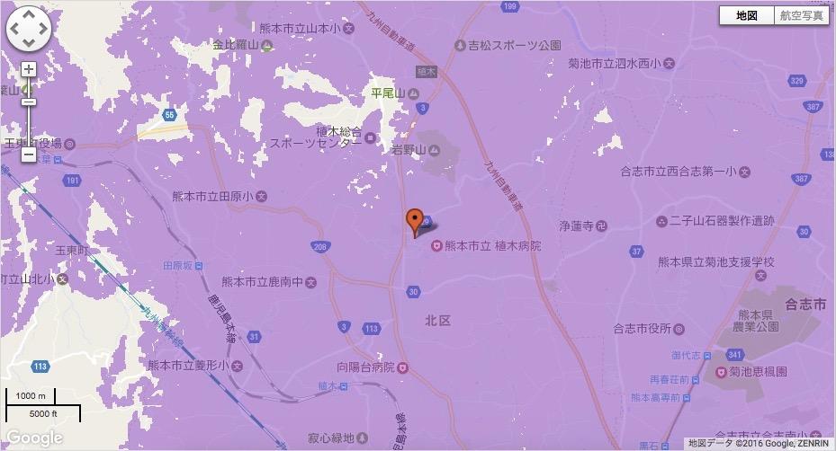 熊本市北区