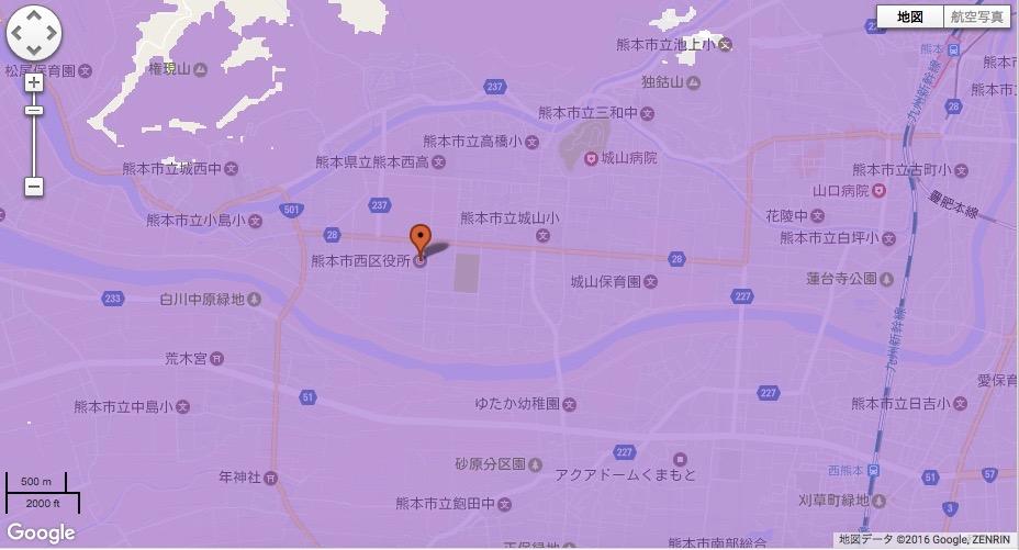 熊本市西区