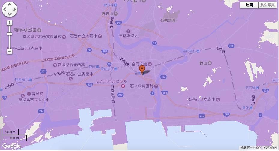 宮城県石巻市